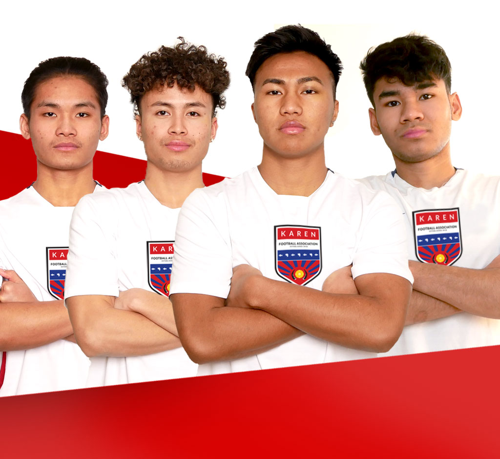 Karen Men's National Team