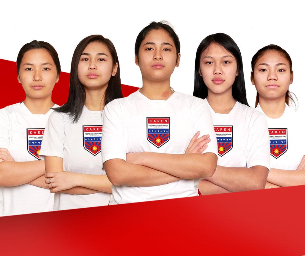 Karen Women's National Team