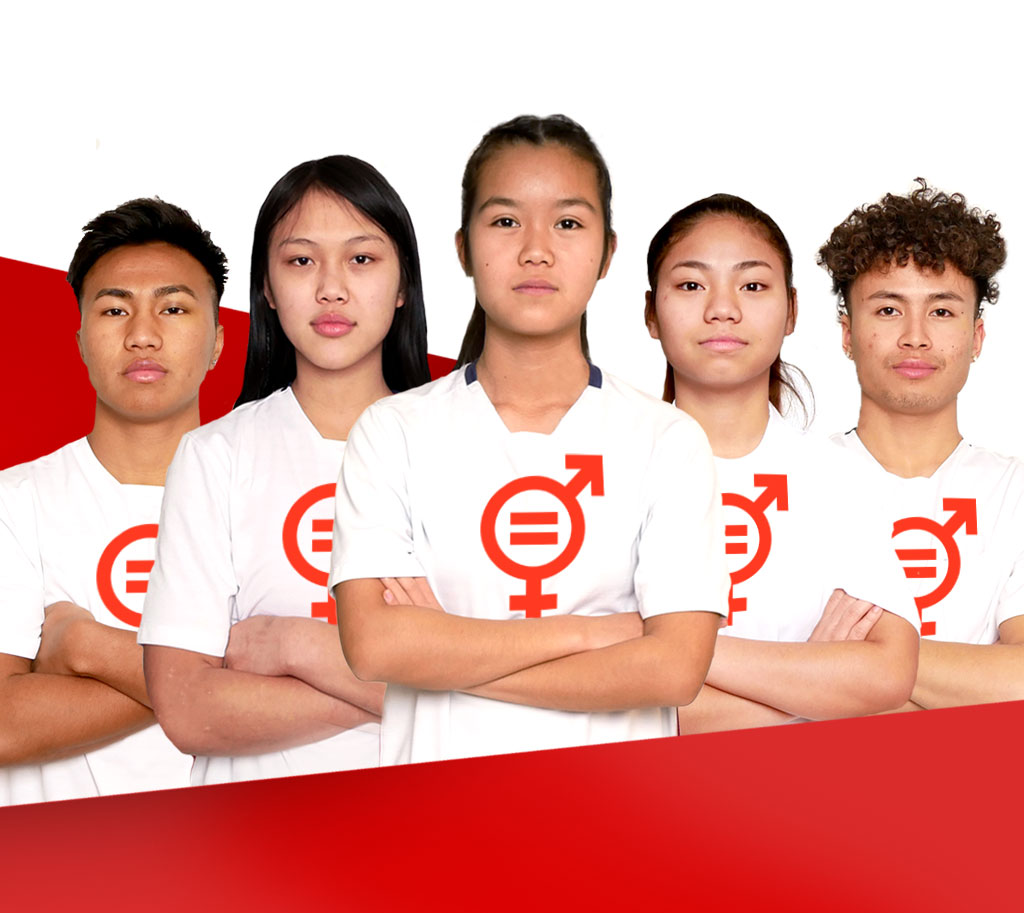 Karen National Team Gender Equity