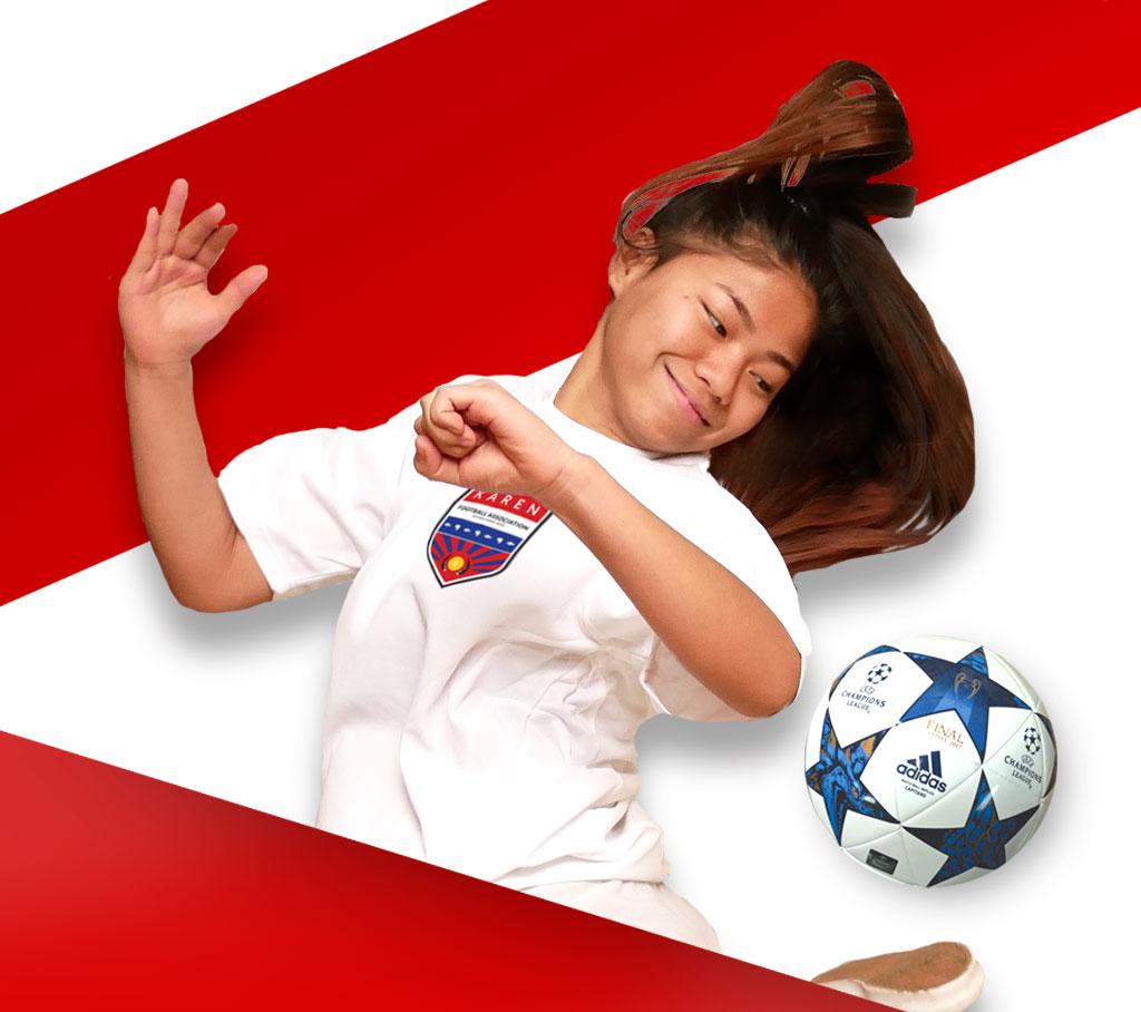 Karen National Team Contact Header