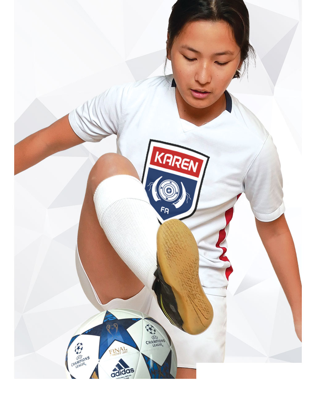 Karen Women and Men National Soccer Team KFA