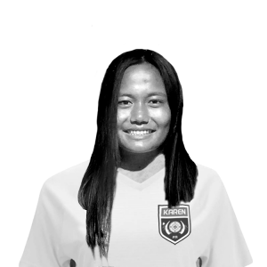 Karen Women's National Team Player Sayler Hla