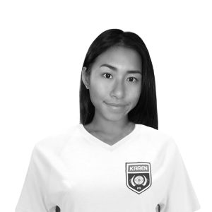 Karen Women's National Team Player Tray Soe