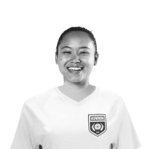 Karen Women's National Team Player Tu Lor Eh Paw